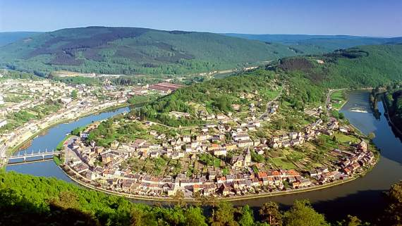 Self guided cycling holidays in the Ardennes