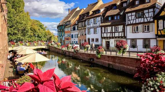 Alsace organic wine tour - 4 days