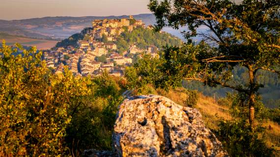 Medieval Occitania - traces of the Cathars