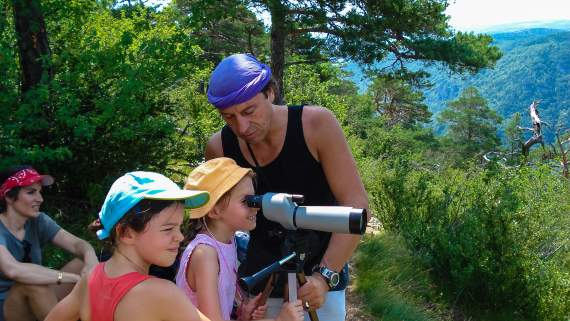Hiking and swimming in the Cevennes
