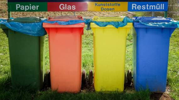 Who is the european recycling champion ?