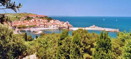 Hiking of Collioure